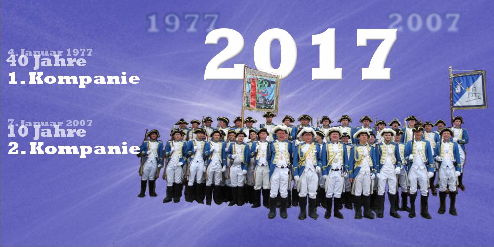 Die Sappeure feiern Geburtstag !!!